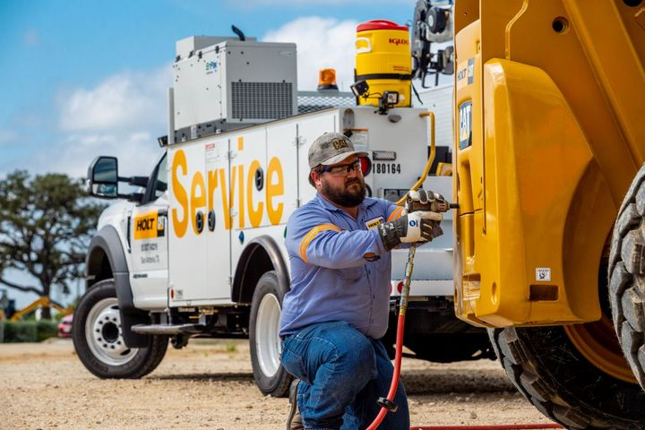 Since the implementation of Tier 4 regulations, many work truck fleets are seeing increased downtime for engine regeneration and more time and money spent on maintenance.  - Photo courtesy of Miller