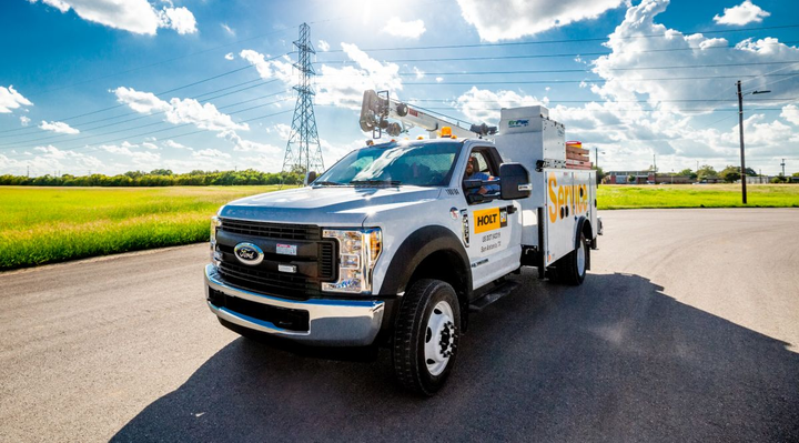 Among the transportation sector, light-duty vehicles were the largest source of emissions at 60%. Medium- and heavy-duty trucks were the second-largest source of emissions in transportation at 23%.