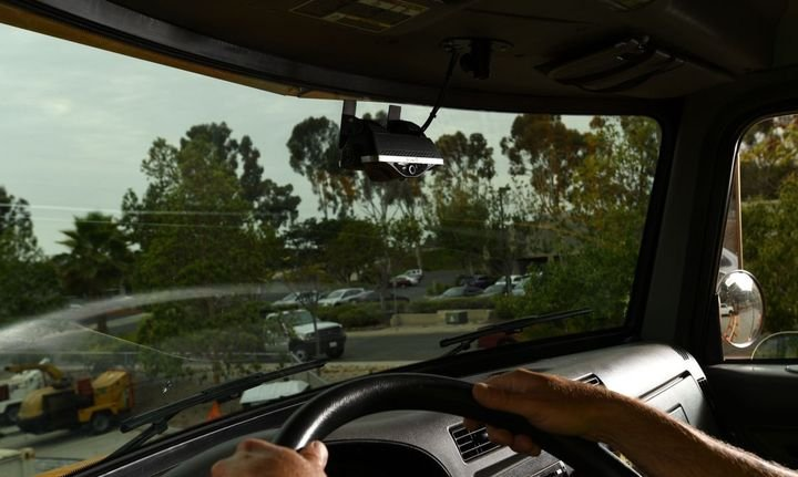 Once drivers see the overarching benefits of a driver-facing or inward-facing video system, fleet managers can do a lot more to protect them from false accusations and help keep drivers and the motoring public safe on the road. - Photo: Netradyne