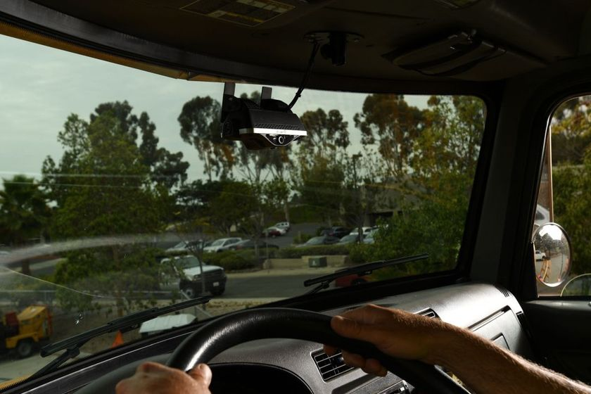 Once drivers see the overarching benefits of a driver-facing or inward-facing video system,...