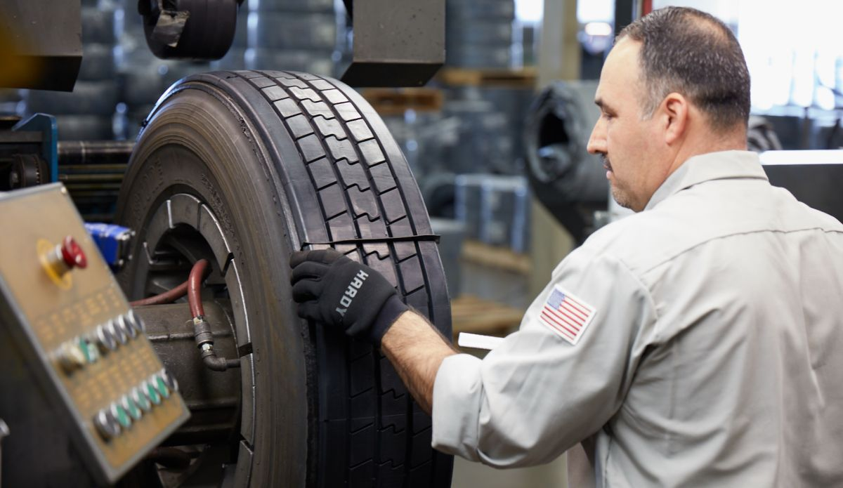 Importance of Proper Truck Tire Maintenance