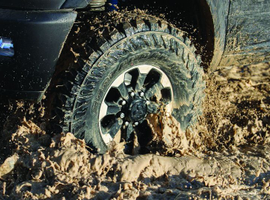 Fleet tires have to be able to handle paved roads to dirt roads and everything in between. Having the right tires on your truck and equipment keeps drivers safe and fleets running.