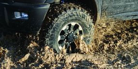 All About Truck Tires: Load Ratings, Sizes & More