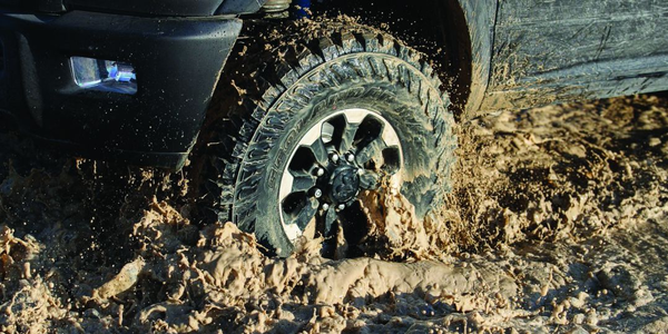 Fleet tires have to be able to handle paved roads to dirt roads and everything in between....