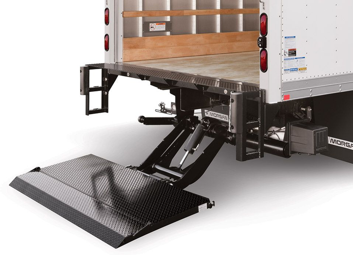 Delivery trucks that must deliver to a loading dock have their own set of suspension-related concerns. Liftgates may need to be spec'ed for delivering to locations without a loading dock. 