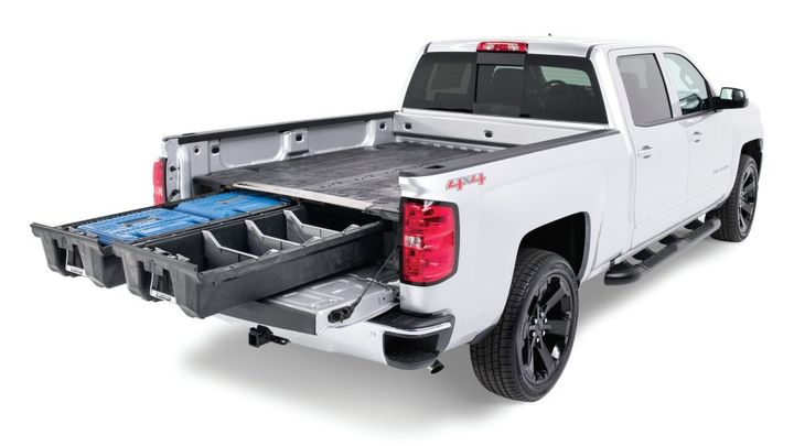 There are a multitude of specialized fleet applications that require the installation of auxiliary equipment on a truck or in a van. What complicates planning is that there are as many ways to upfit a truck as there are truck and body configurations. - Photo courtesy of DECKED.