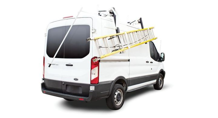 Ranger Design's Max Rack 2.0 is an evolved drop-down ladder rack for high-roof cargo vans that offers tradesmen easy access to their ladders. Loading and unloading is a smooth, single stage process that brings the ladder down within reach of the technician. Max Rack 2.0 is designed so there's no need to stand below the rack to operate. Another enhanced safety feature is its low-roof profile, designed to reduce the chances of catching any low-hanging objects such as drive-thru signs or tree branches. It's built from military-grade aluminum, making it rust-free and anti-corrosive no matter what the climate, and able to carry both extension and step ladders.