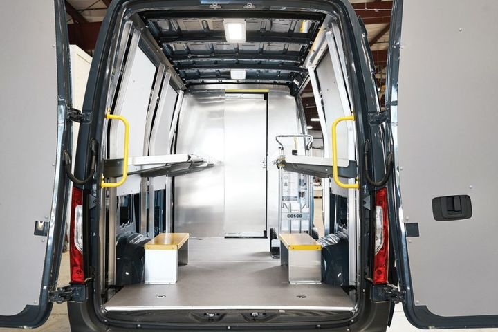 Specializing in tailored upfits, Utilimaster Upfit Services works with businesses to custom design and upfit vehicles to deliver solutions for specific business needs.