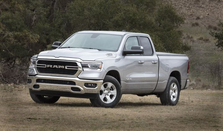 The 2019 model-year Ram 1500 is among the units impacted by the global recall.  - Photo: Ram Trucks