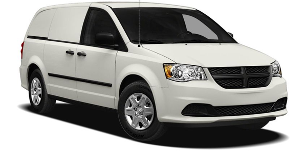 Essentially a Dodge Caravan converted and beefed up for commercial usage, the Ram C/V entered...