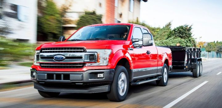 While big trucks are pretty self explanatory in terms of their regulation requirements, many people don't understand that with a 1/2-ton (such as the Ford F-150) or 3/4-ton truck, the gross combination weight rating (GCWR) comes into play.