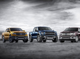 Ford will continue to manufacture its popular and growing truck lineup as it shifts its focus to what customers want more of: trucks and SUVs.