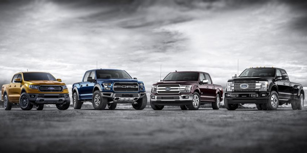 Ford will continue to manufacture its popular and growing truck lineup as it shifts its focus to...