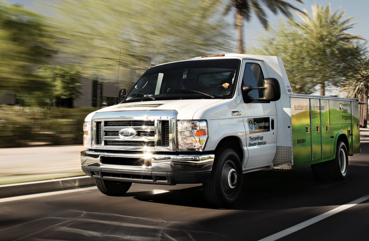 While there is a smaller number of available units for sale, and thus a smaller pool of possible buyers, remarketing alt-fuel trucks or purchasing used units can be a viable option for many fleets. - Photo: PERC