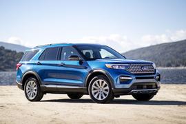 Ford's 2020 Explorer: Enhanced Fleet Capabilities