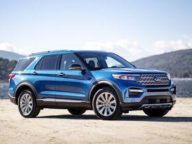 Ford's 2020 Explorer Hybrid: 29 MPG Highway