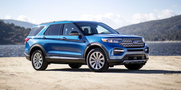 The Explorer Hybrid's four-wheel-drive version also delivers an estimated 26 mpg highway and 23...