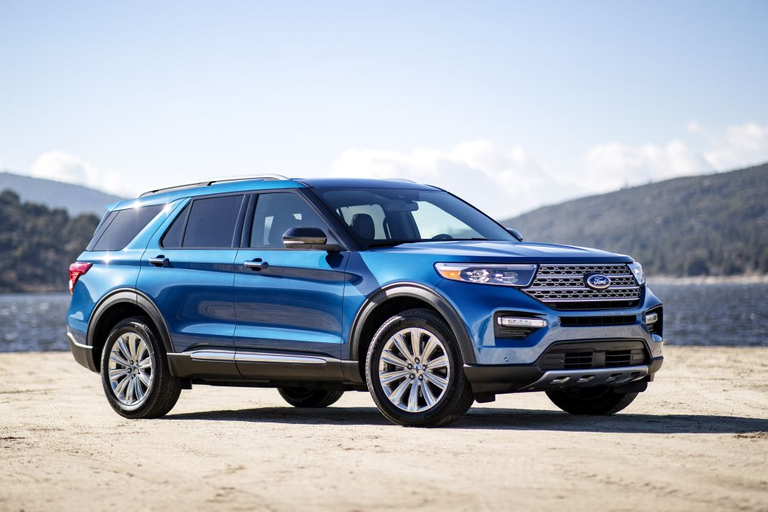 All-new Explorer Hybrid is a no-compromise Ford hybrid SUV designed to offer performance and...