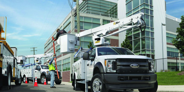A perennial favorite, the Ford F-550 Super Duty chassis cab was named Work Truck's Commercial...