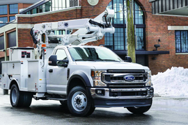 Ford's F-600 Rounds Out Super Duty Lineup