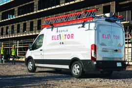 2020 Ford Transit: New Engines and AWD