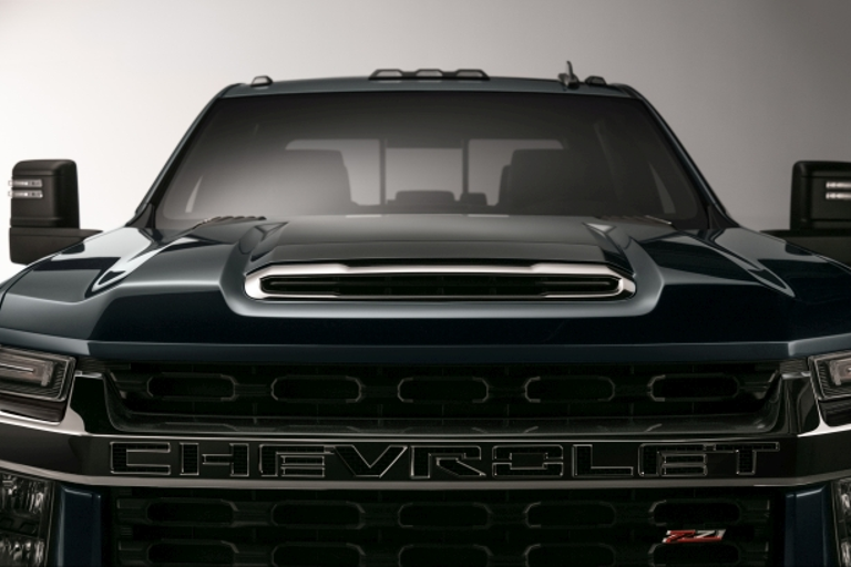The first production models of the 2020-MY Chevrolet Silverado HD will roll off the assembly...