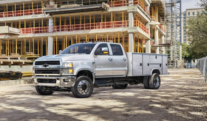 Unveiled earlier this year, the Chevrolet 4500HD, 5500HD, and 6500HD mark the automaker's re-entry into the medium-duty segment.