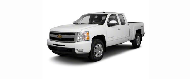 2011 model-year Chevrolet Silverado  -