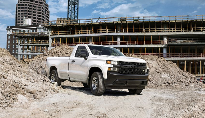 A new program from Merchants Fleet Management offers trucks such as the Chevrolet Silverado for rent to fleets with immediate and short-term needs.