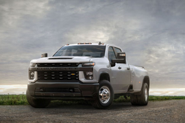 Designing the 2020 Silverado HD with Fleet in Mind