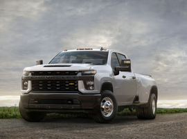 The 2020 Silverado 2500HD/3500HD will come in five trims: Work Truck, Custom, LT Chrome, LTZ, and High Country.