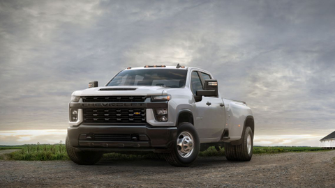 The 2020 Silverado 2500HD/3500HD will come in five trims: Work Truck, Custom, LT Chrome, LTZ,...