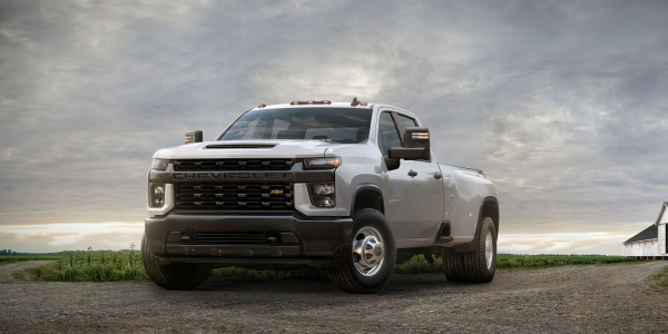 The 2020 Silverado 2500HD/3500HD will come in five trims: Work Truck, Custom, LT Chrome, LTZ,...