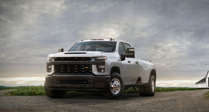 Designing the 2020 Silverado HD with Fleet in Mind ...