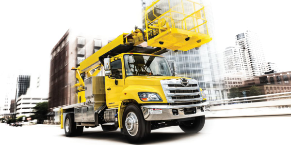 Hino continues to offer trucks spanning Class 4 to Class 7 for the 2020-MY.