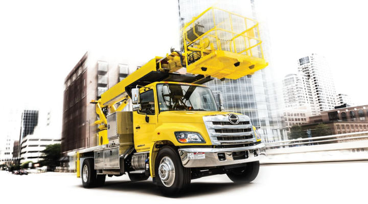 Hino continues to offer trucks spanning Class 4 to Class 7 for the 2020-MY.  - Photo: Hino Trucks