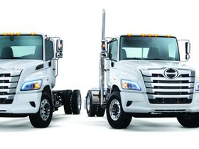 Hino Focuses on Growth