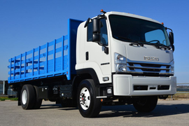 Isuzu's 3rd Year of Record Growth