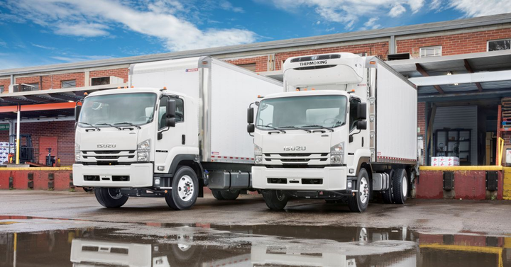 The FTR Series helped Isuzu expand its U.S. offerings into the Class 6 market.