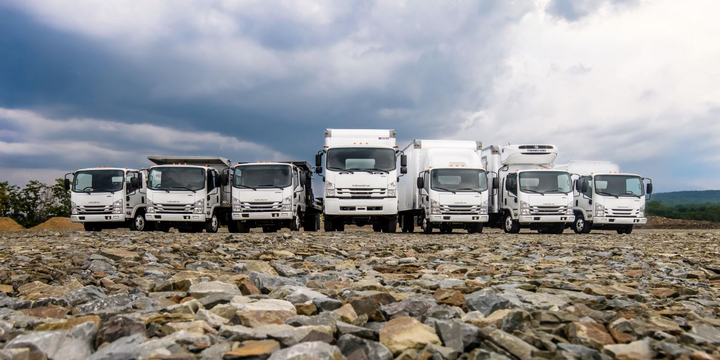 Over the past four years, Isuzu has set parts and sales records and is on a path of continued growth with new service offerings and products.