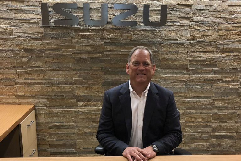 With more than three decades of experience with Isuzu, Shaun Skinner was named the first...
