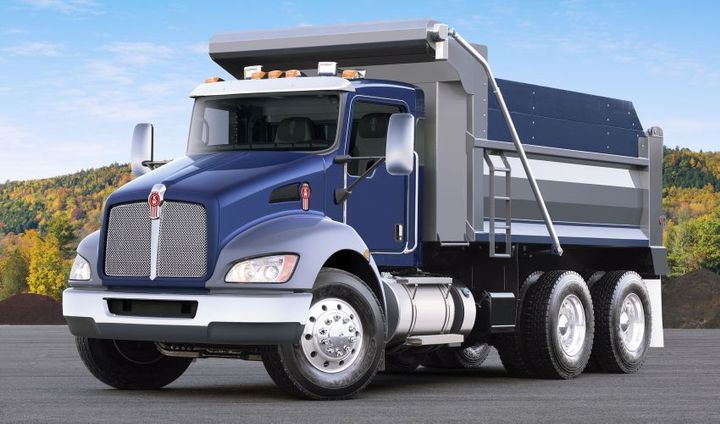 Kenworth offers two cabover models as well as a variety of conventional truck models ranging from Class 5 to Class 8.