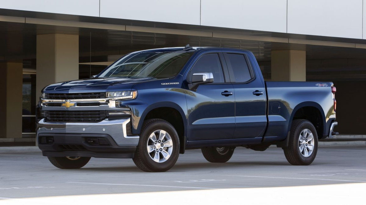 The next-generation 2019 Chevrolet Silverado 1500 offers six engine and transmission choices....