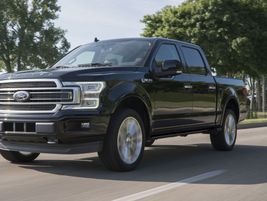 The Ford F-150 entered 2019 with several upgrades. The truck features a standard, 3.3L V-6...