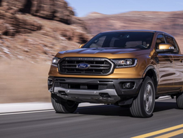 After an eight-year hiatus, the Ford Ranger returns for 2019. The truck features a 2.3L EcoBoost...