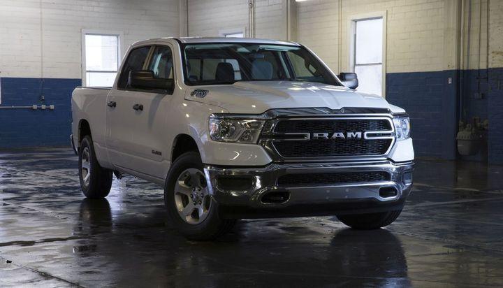 Ram 1500  - Photo courtesy of Ram Truck