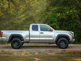 The third-generation of the Toyota Tacoma will be heavily upgraded for the 2020 model-year.