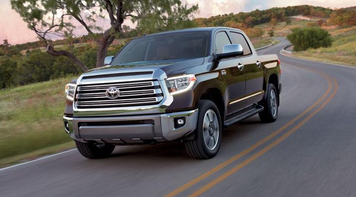 Toyota Tundra  - Photo courtesy of Toyota