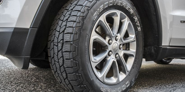 Cooper's Discoverer AT3 4S proved to be a capable on- and off-road tire that's designed for...
