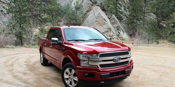 Available for the first time ever with a diesel powertrain, the truck comes equipped with a...